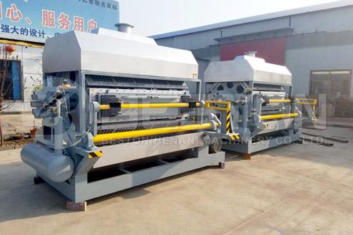 Paper Pulp Molding Machine